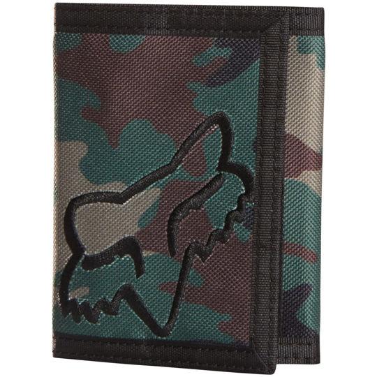 Fox Head Mr. Clean Velcro Wallet