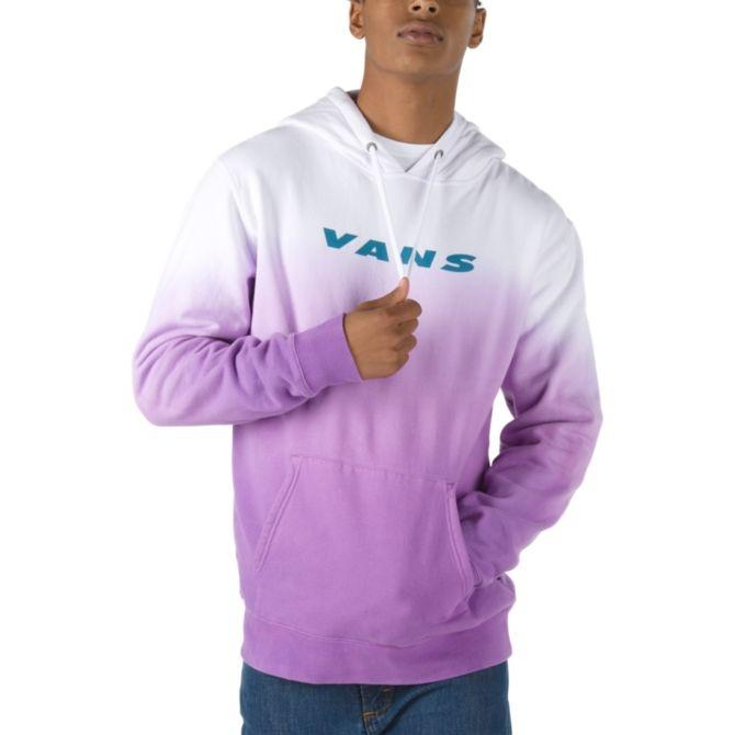 Vans Hi-Point Dip Dye Pullover Hoodie