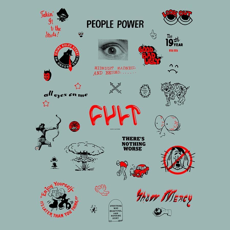 Cult People Power Tee