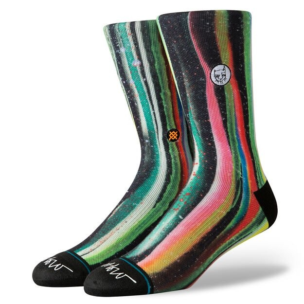 Stance Oblow Stripes Sock