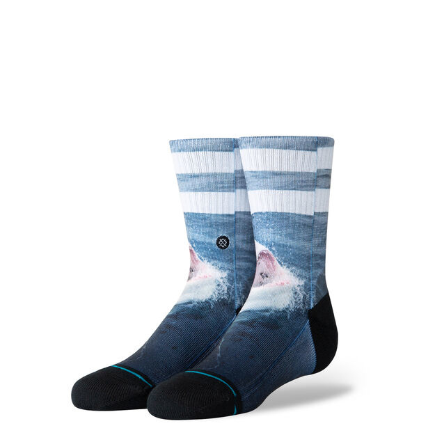 Stance Kids Shark Bait Sock