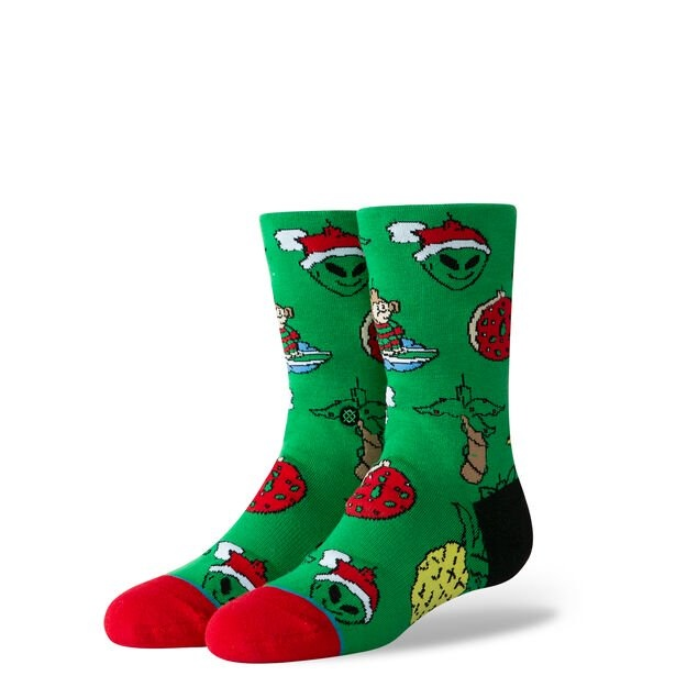 Stance Kids Xmas Ornaments Sock