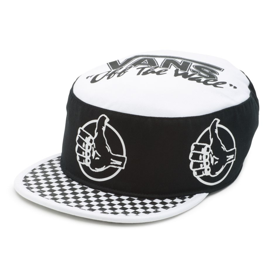 Vans BMX Off The Wall Painters Hat