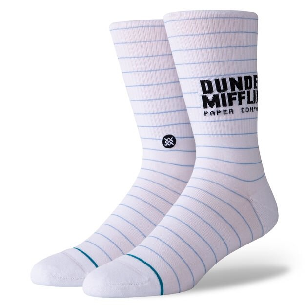 Stance The Office Dunder Mifflin Sock