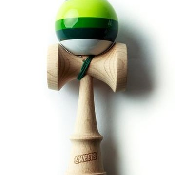 Sweets Kendama Prime 5-Stripe Kendama