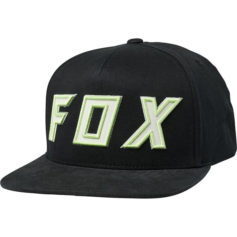 Fox Head Possessed Snapback Hat