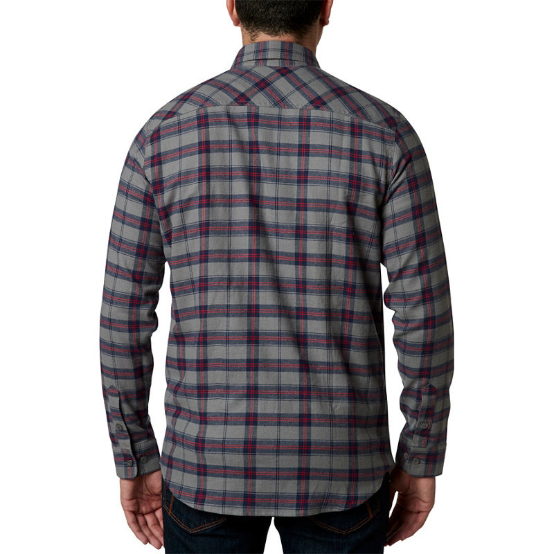 Fox Head Boedi LS Flannel Shirt