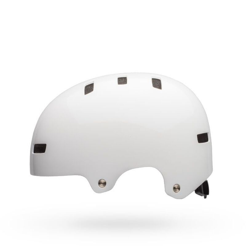 Bell Local Helmet - Matte White