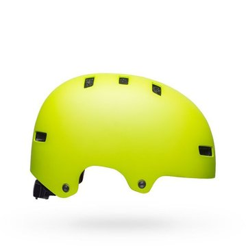 Bell Span Youth Helmet - Matte Bright Green