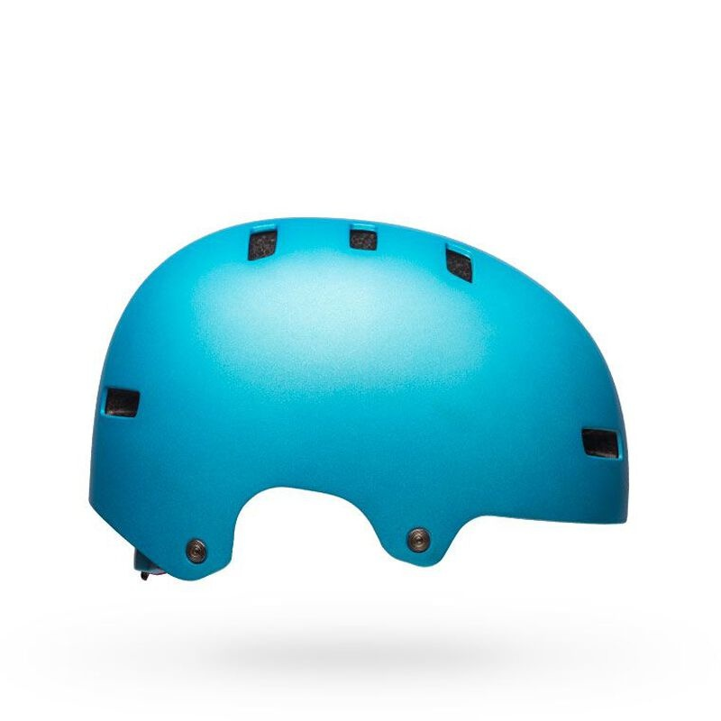 Bell Span Youth Helmet - Matte Bright Blue