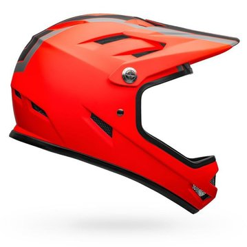 Bell Sanction Helmet - Agility Matte Orange/Black