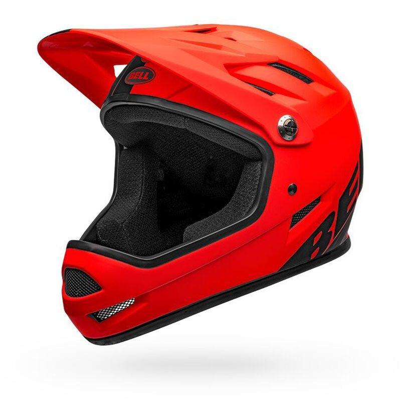 Bell Sanction Helmet - Agility Matte Orange/Black