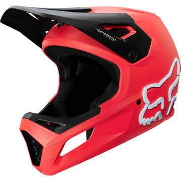 Fox Head Rampage Helmet - Bright Red