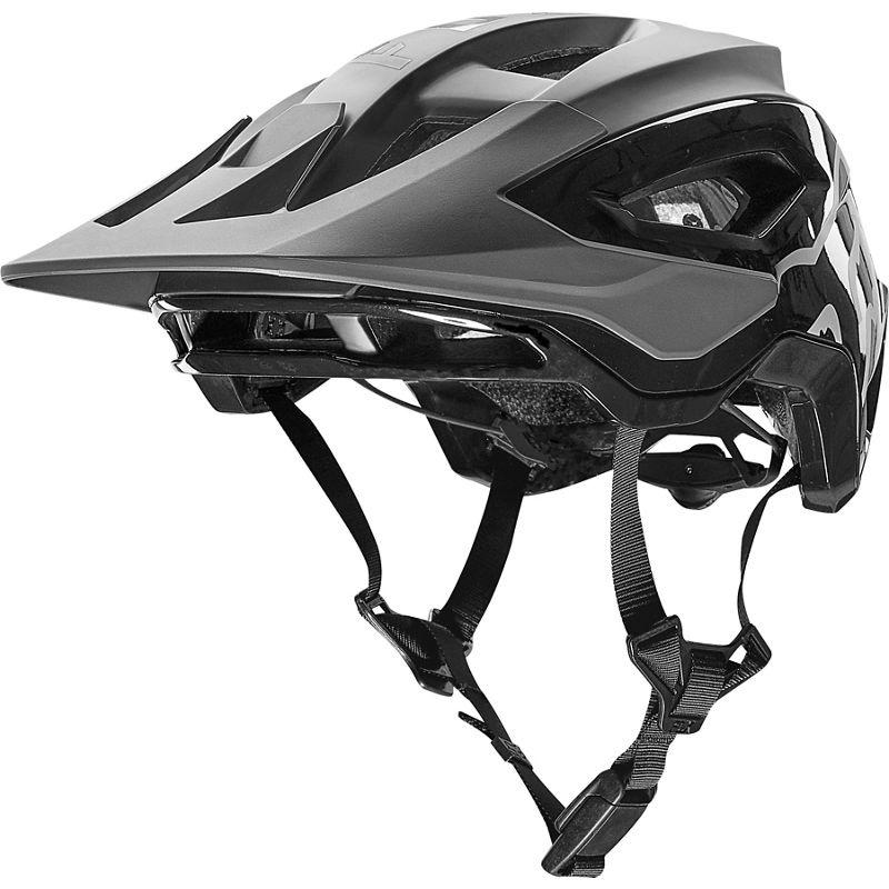 Fox Head Speedframe Pro Helmet - Black