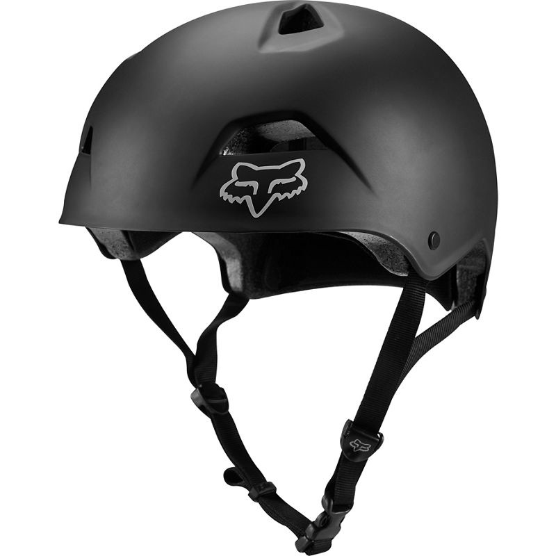 Fox Head Flight Sport Helmet - Black