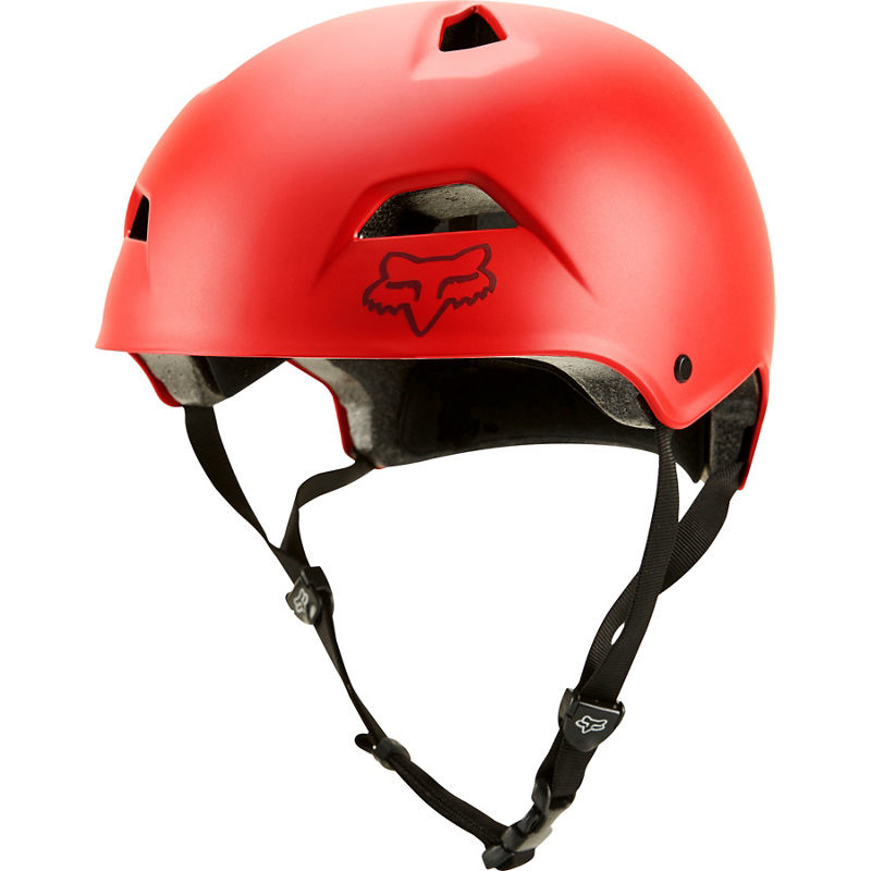 Fox Head Flight Sport Helmet - Bright Red
