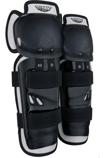 Fox Head Youth Titan Sport Knee/Shin Guards