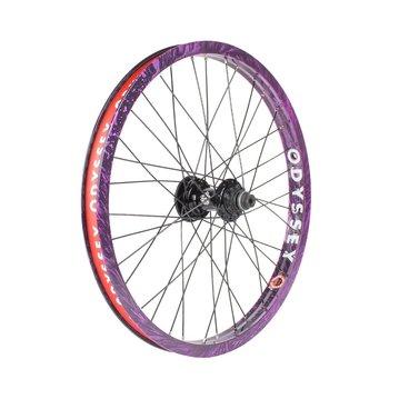 Odyssey Hazard Lite Cassette Wheel Limited Edition Purple Rain