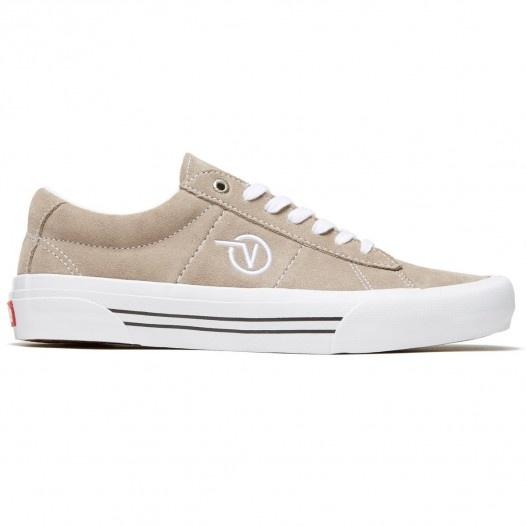 Vans Saddle Sid Pro Shoe - Pure Cashmere