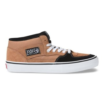 Vans Half Cab Pro Shoe - Camel/Black
