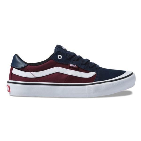 Vans Style 112 Pro Shoe - Dress Blues/Port Royale