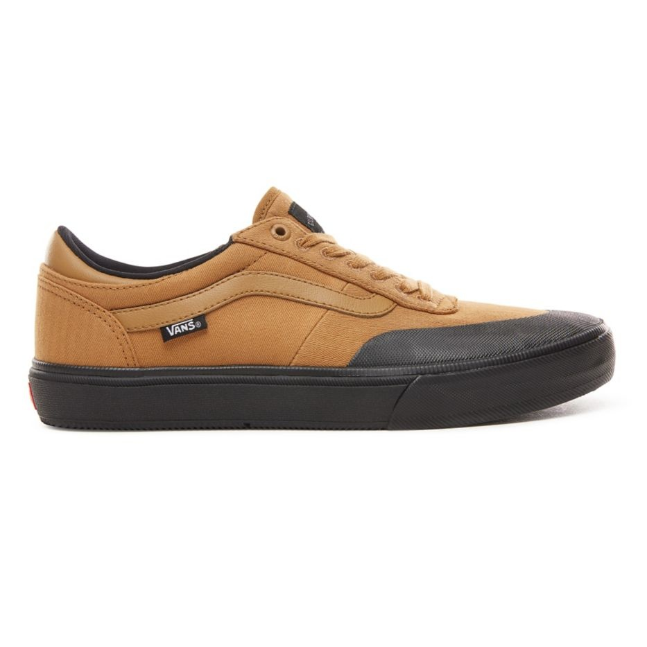 Vans Gilbert Crockett 2 Pro Shoe - Cumin/Rubber