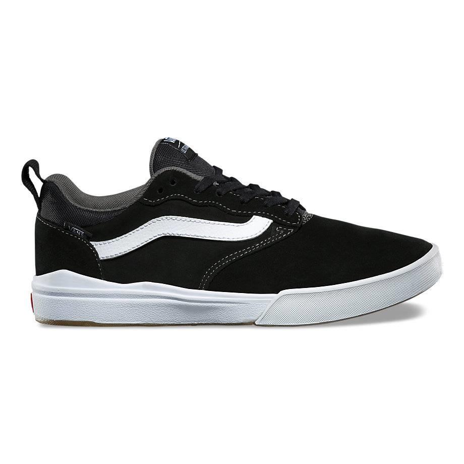 Vans Ultrarange Pro Shoe - Black/White
