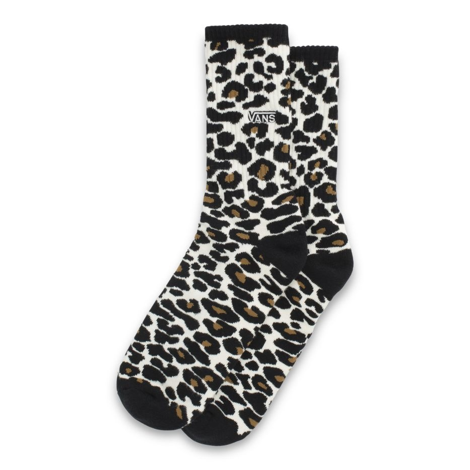Vans Leopard Crew Sock