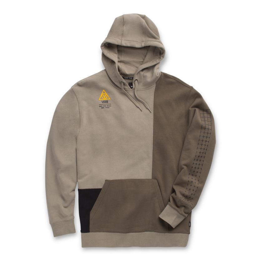 Vans 66 Supply Blocked Pullover Hoodie