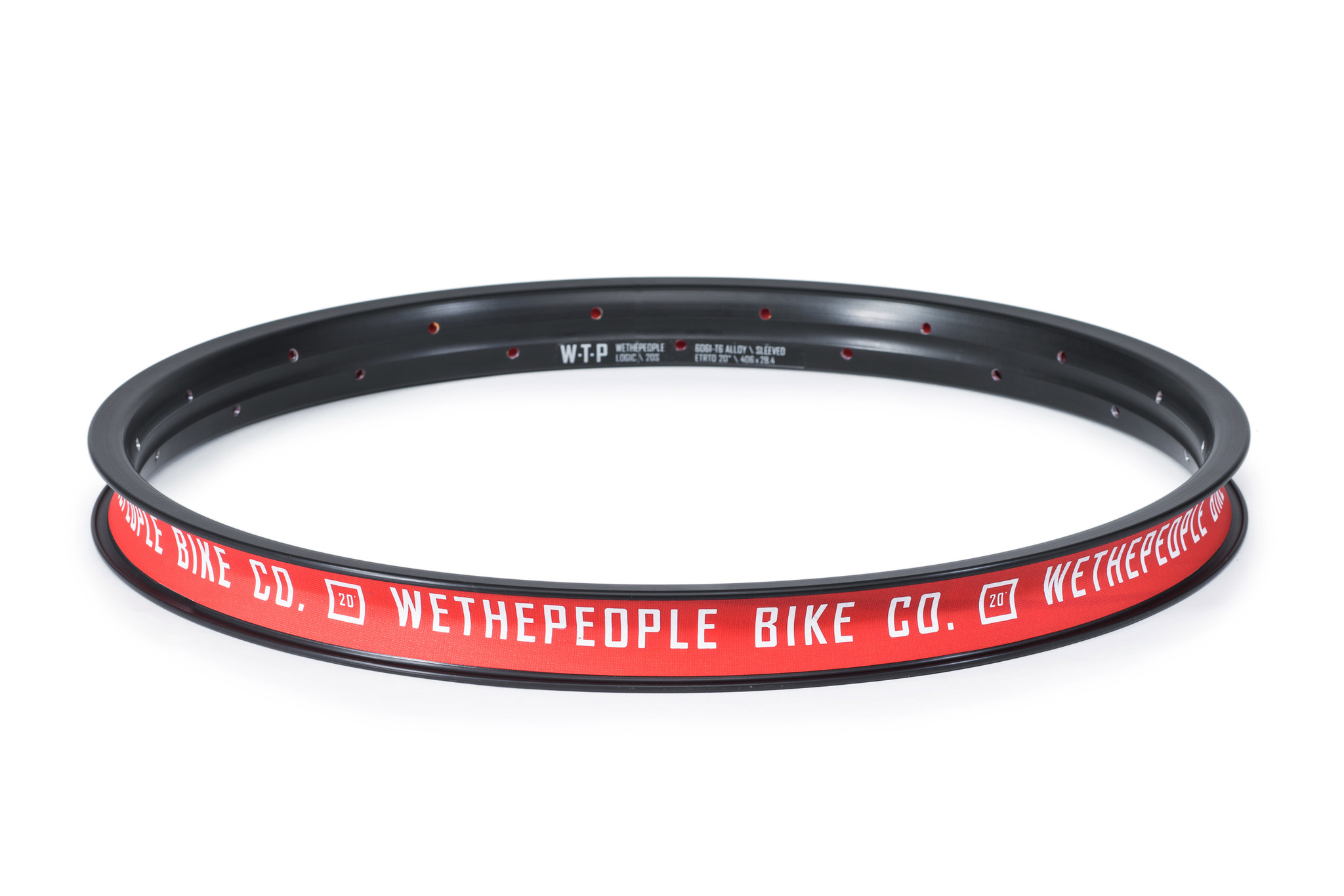 WETHEPEOPLE Logic Sleeved Rim