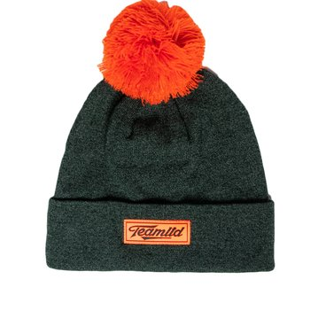 Team LTD Elements Pom Beanie