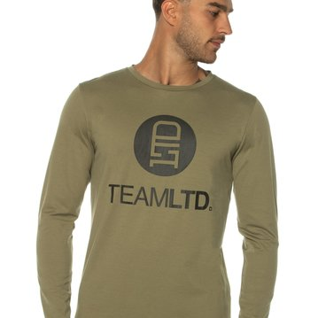 Team LTD Logo LS Tee