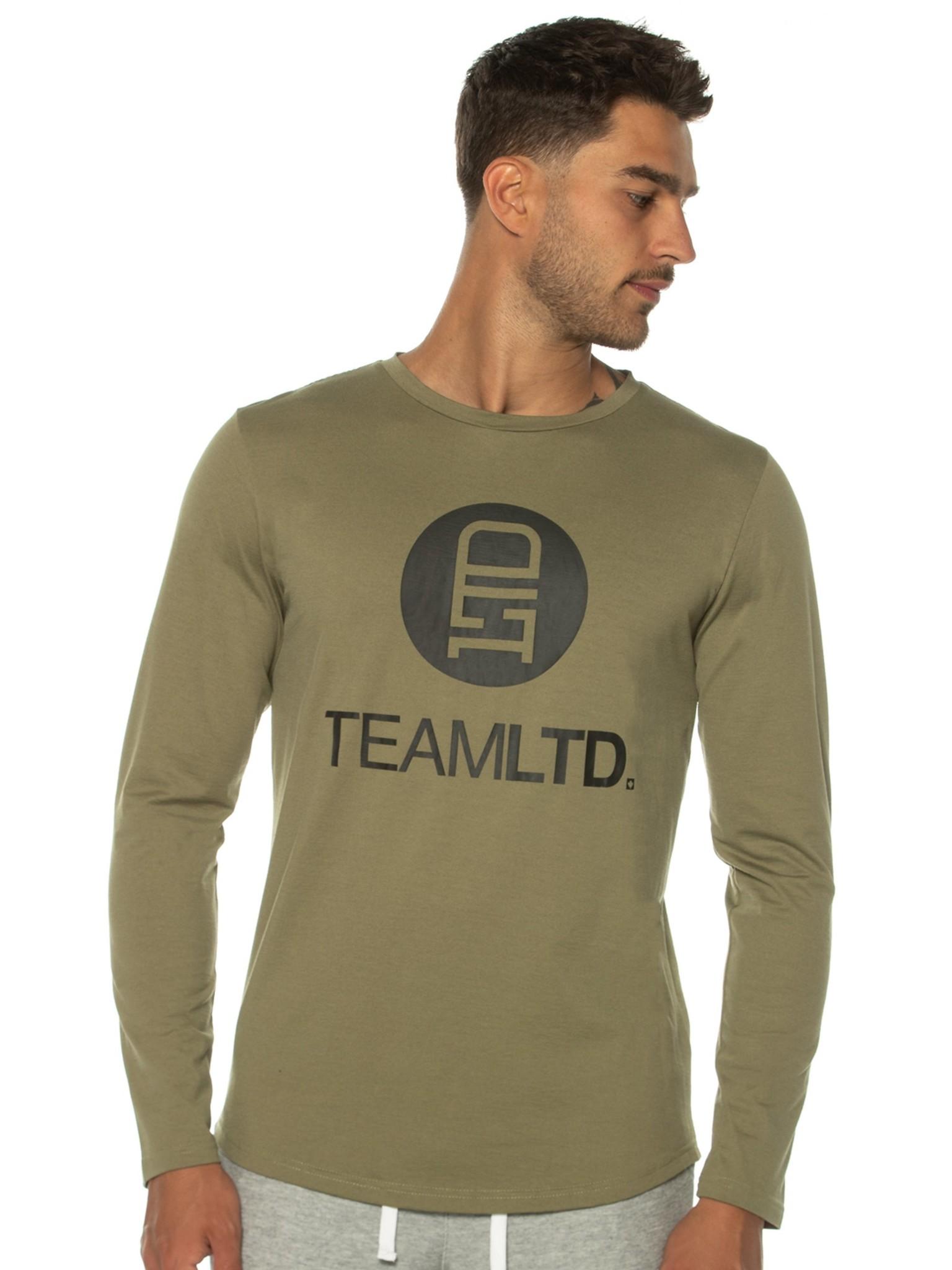 Team LTD Logo LS Tee