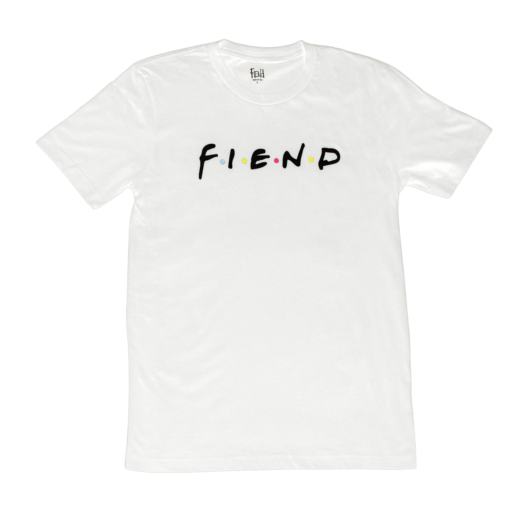 Fiend Friends Tee