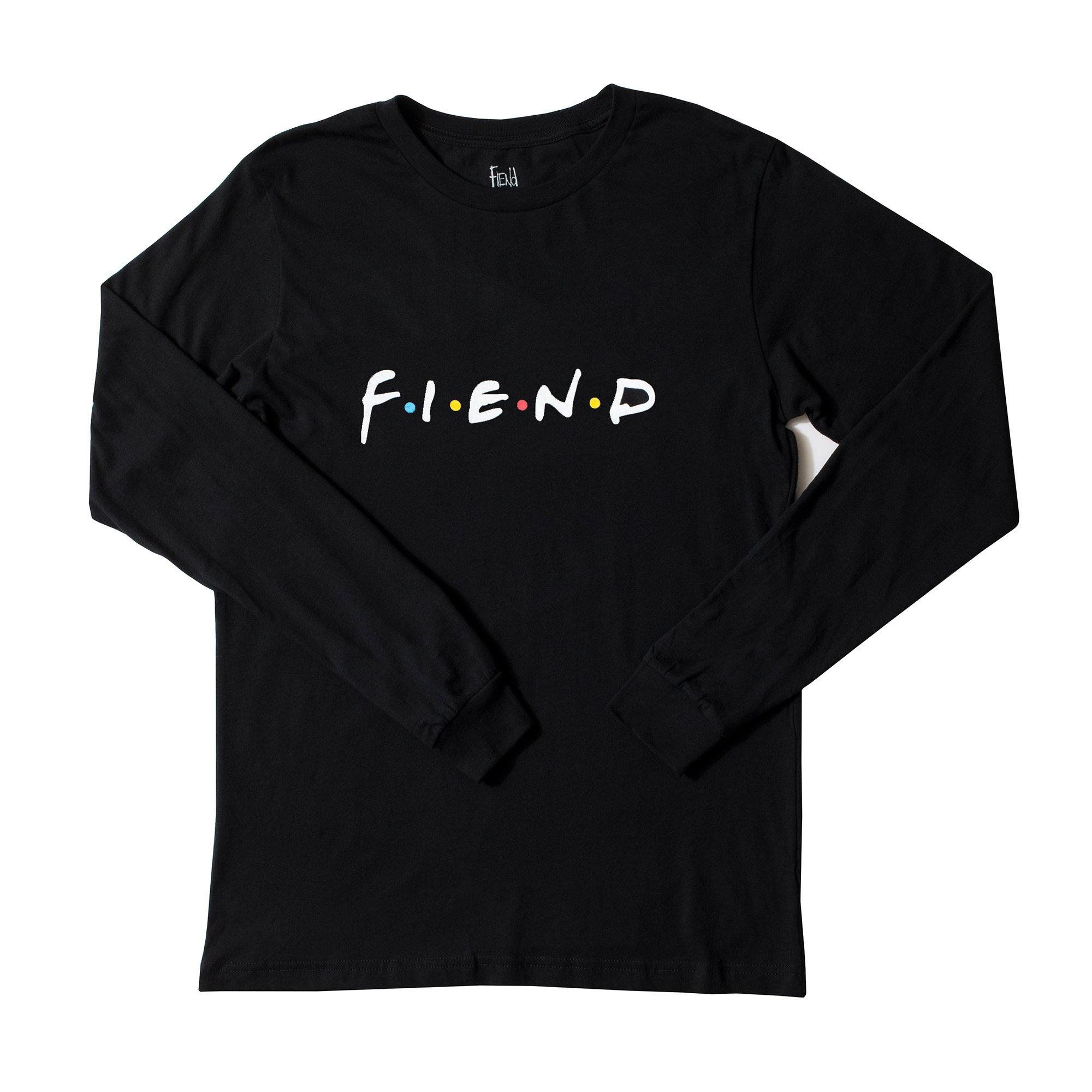 Fiend Friends LS Tee
