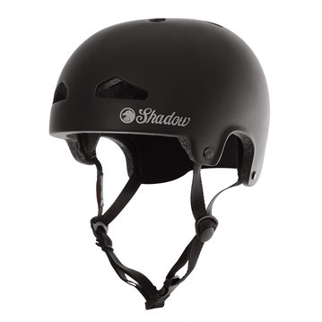 Shadow Conspiracy Featherweight Helmet - Matte Black