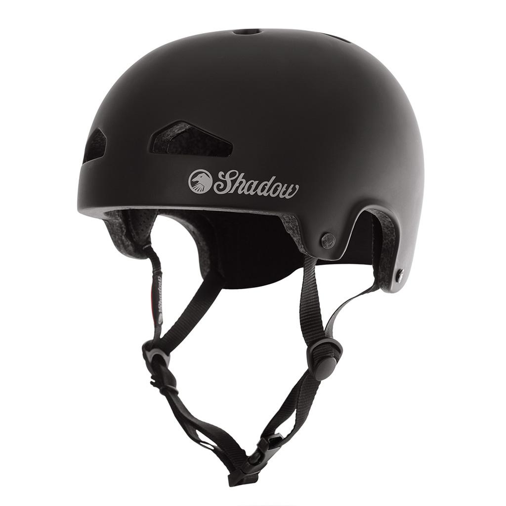 Shadow Conspiracy Featherweight Helmet - Matte Black