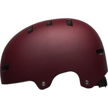 Bell Local Helmet - Matte Maroon