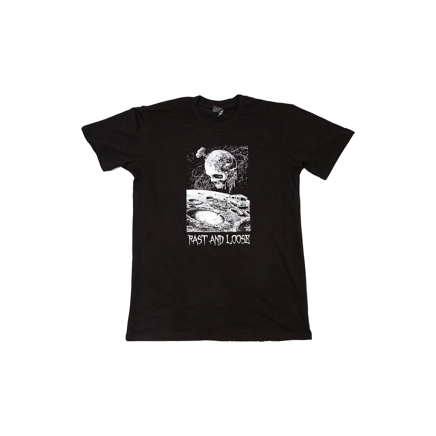 Fast and Loose Rotted Earth Tee
