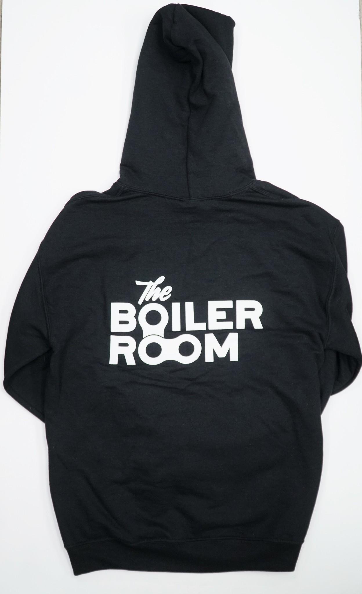 The Boiler Room Heavyweight Hoodie