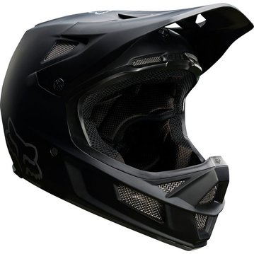 Fox Head Rampage Comp Helmet - Matte Black