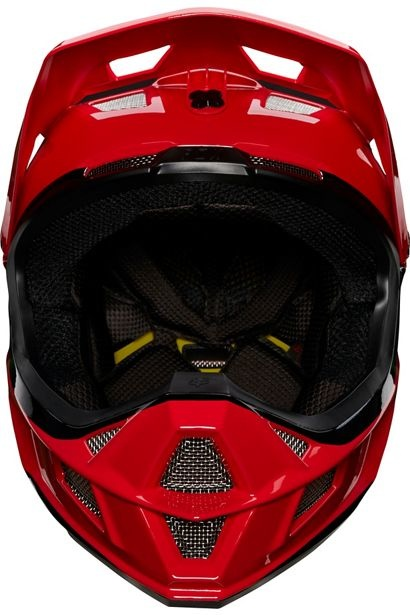Fox Head Rampage Comp Infinite Helmet - Bright Red