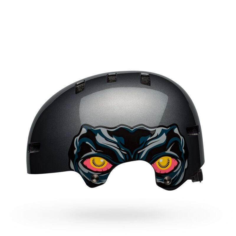 Bell Span Youth Helmet - Nightwalker Gloss Gunmetal