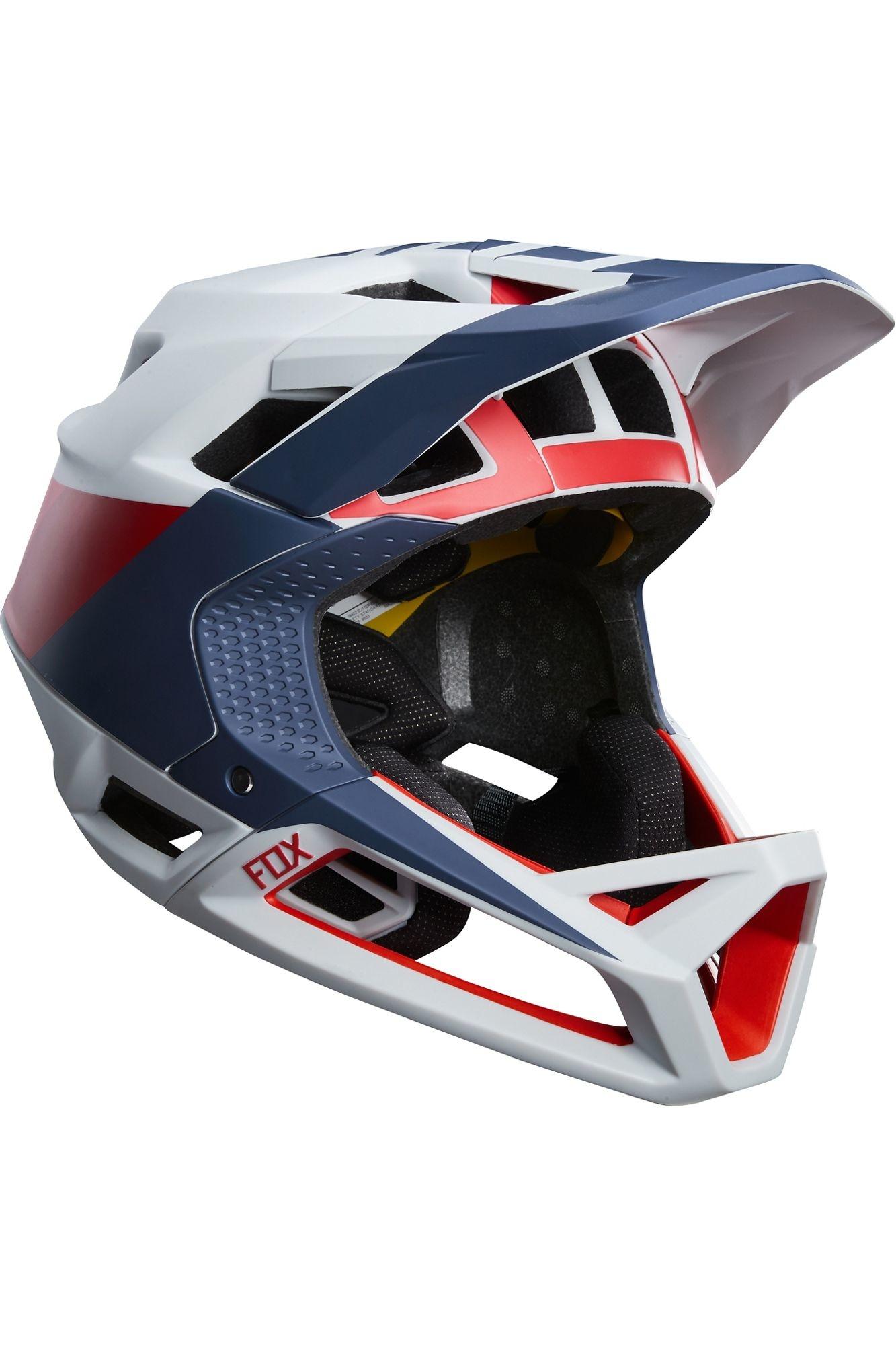 Fox Head Proframe Helmet - Drafter Cool Grey
