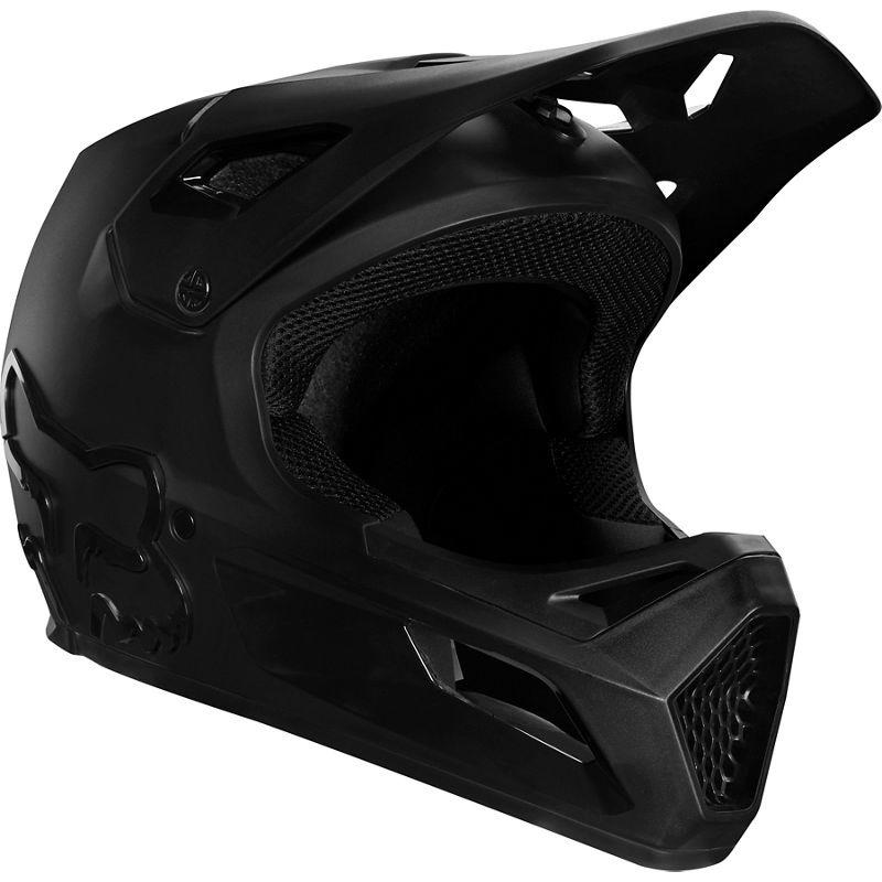 Fox Head Youth Rampage Helmet - Black
