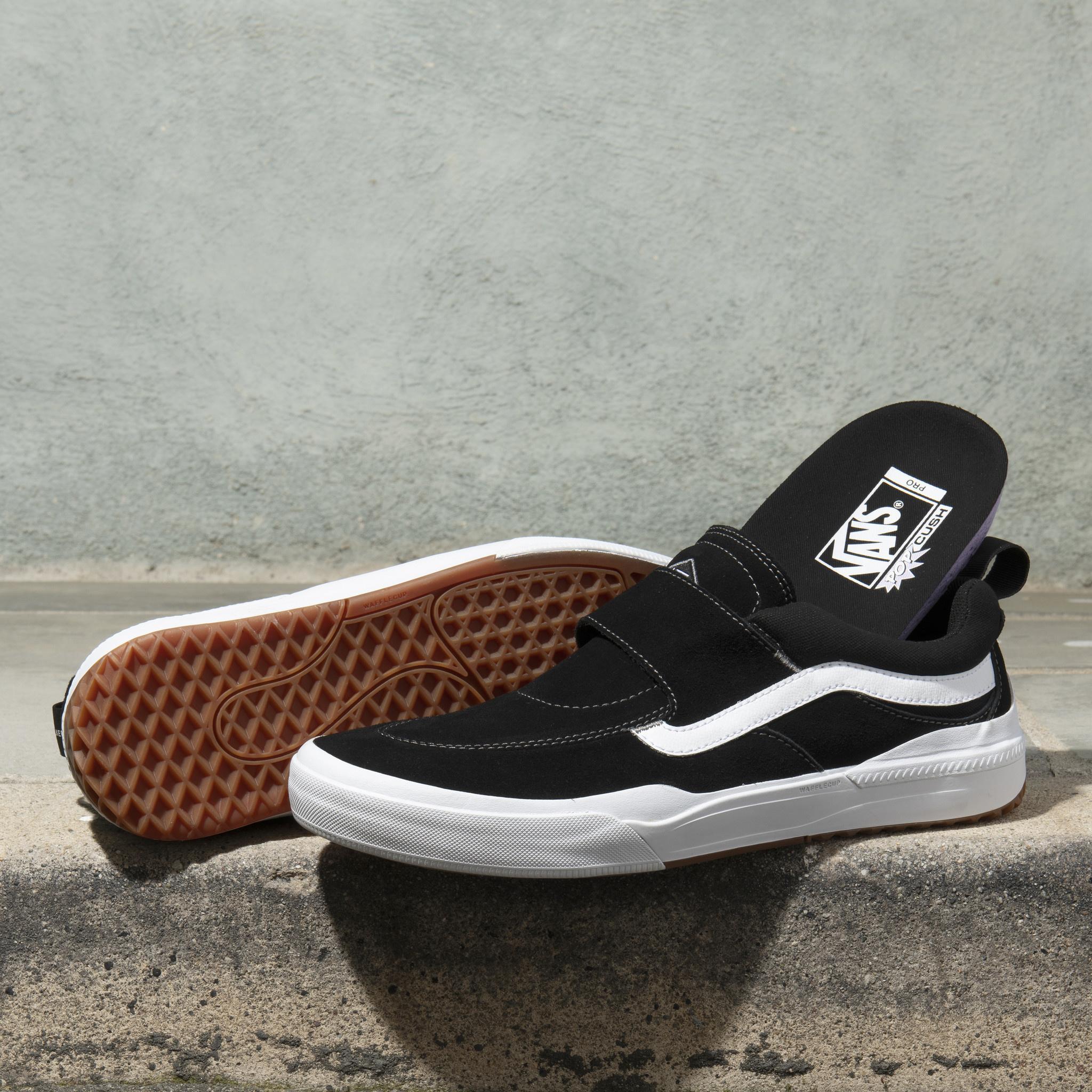 Vans Kyle Pro 2 Shoe - Black/White