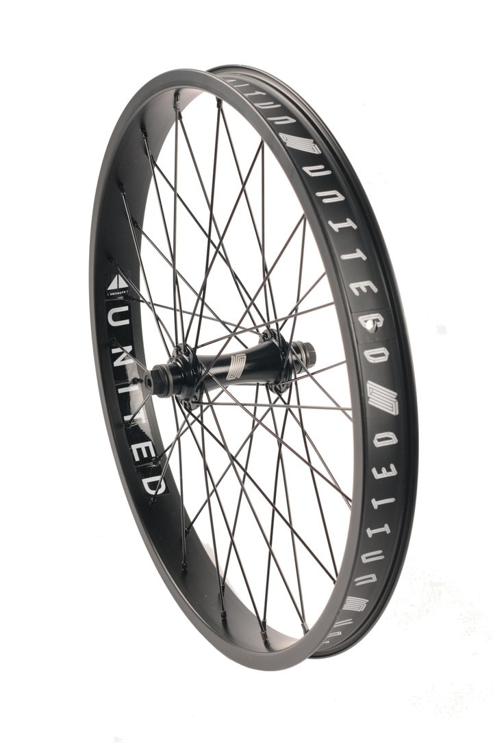 United Supreme Front Wheel