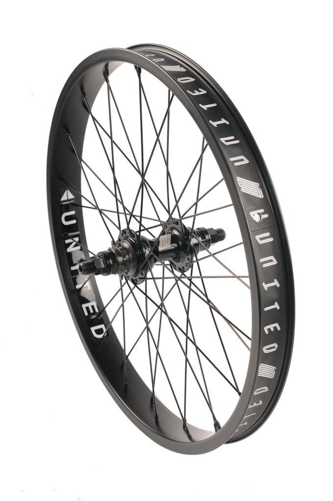 United Supreme Cassette Wheel