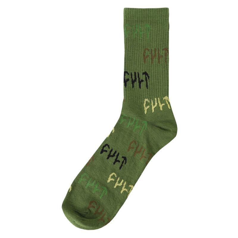 Cult All Over Socks