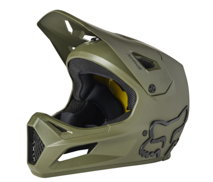 Fox Head Rampage MIPS Helmet - Olive Green